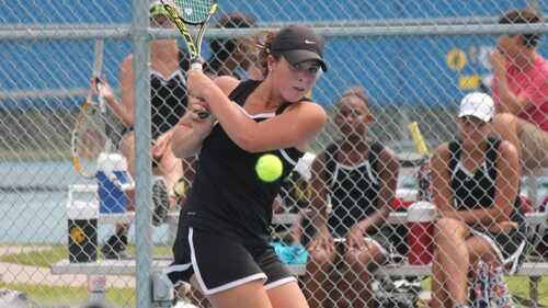 Girls Tennis Finalists