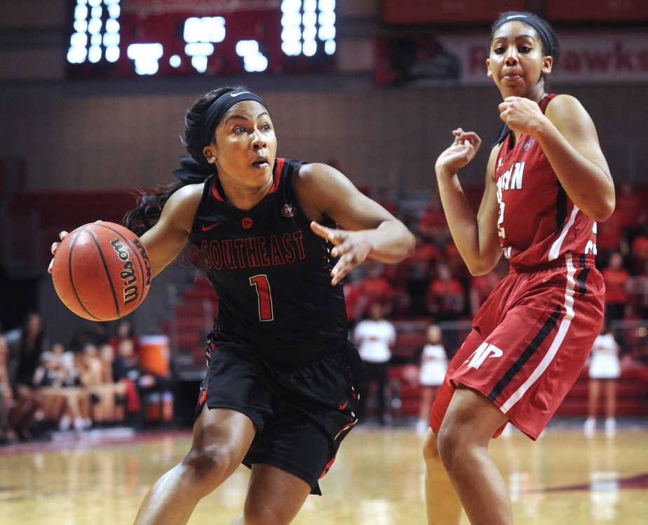 SEMO NOTEBOOK: Lucky clothes on Senior Day for the Southeast women's basketball team