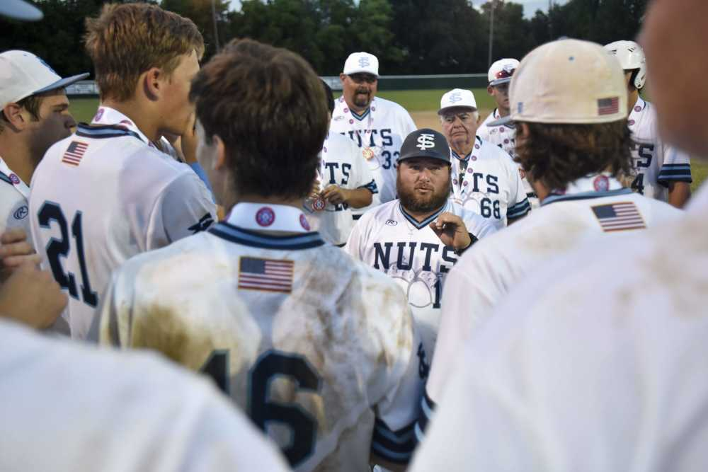 Driven by his personal journey, Michael Minner lives dream while leading Charleston Fighting Squirrels to historic season