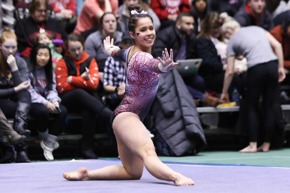 Depth, newcomers lifting SEMO gymnasts in fast start