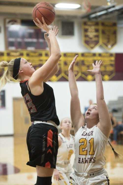 Young Tiger post Ella Vogel leads Cape to road win at Kelly
