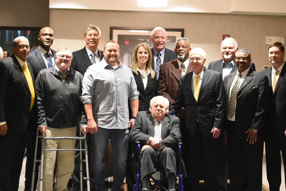 Three Rivers inducts inaugural Hall of Fame class