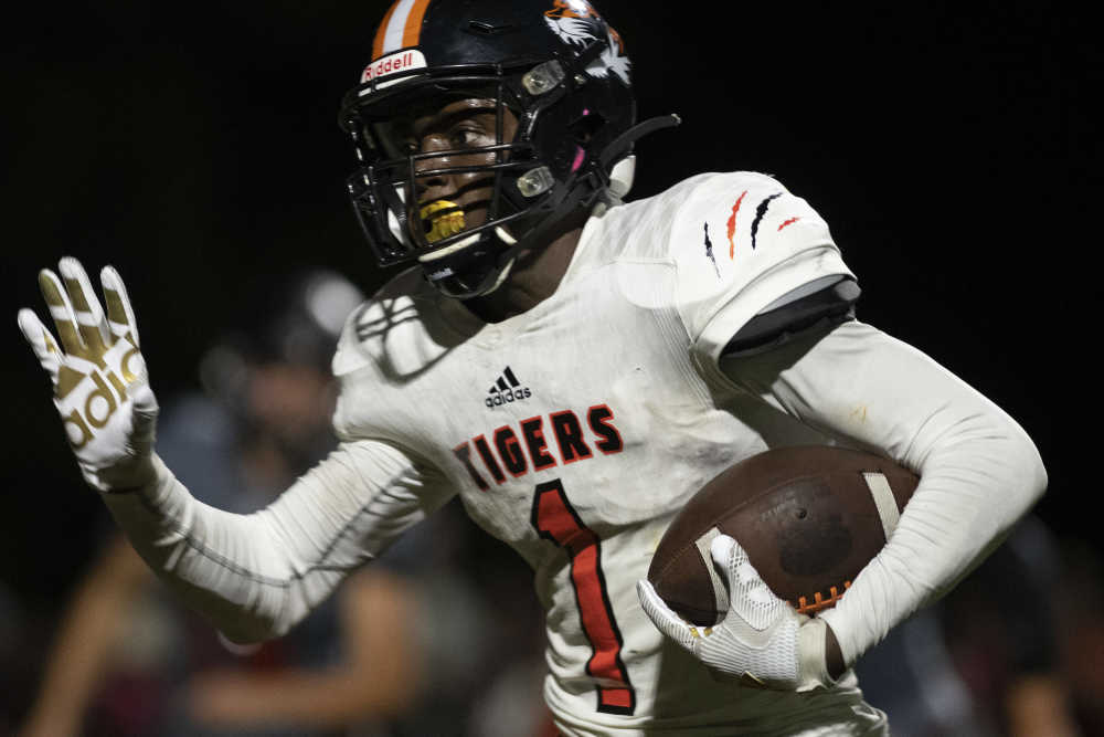 Home-schooled: Cape Central's Dony'e Taylor feels at right at home in choosing SEMO football