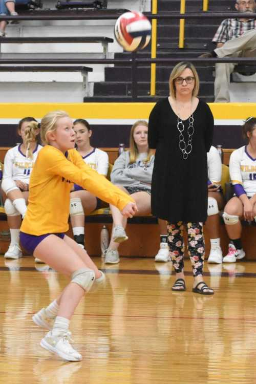Good Sports - Haley Silman and a winning volleyball culture at Bloomfield