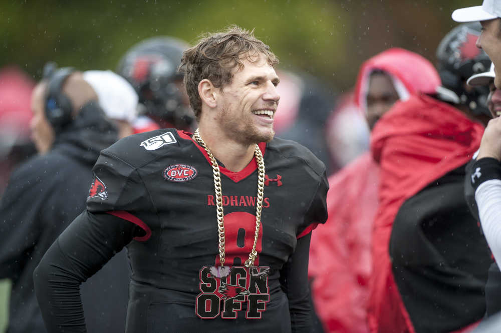 Battle for SEMO QB job is already underway