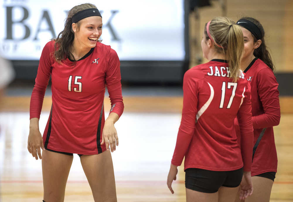 Breaking: Jackson hitter Hannah Shinn named Southeast Missourian Volleyball Player of the Year