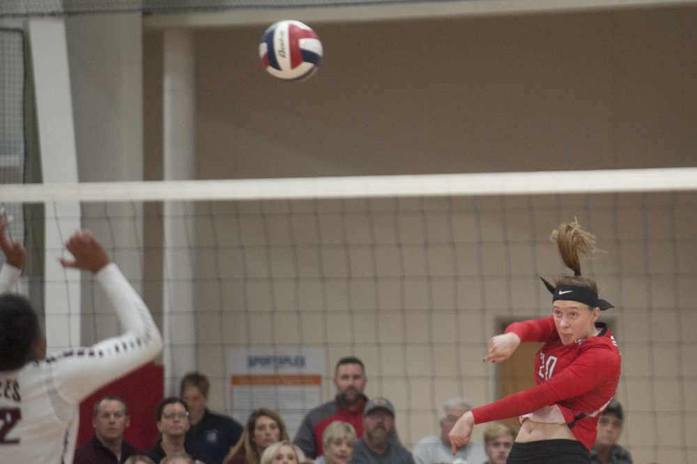 2019 All-Southeast Missourian Volleyball Team