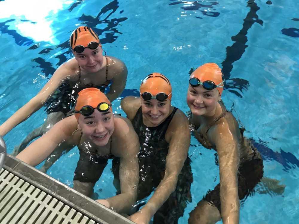 Fantastic finish leads to Cape state swim title