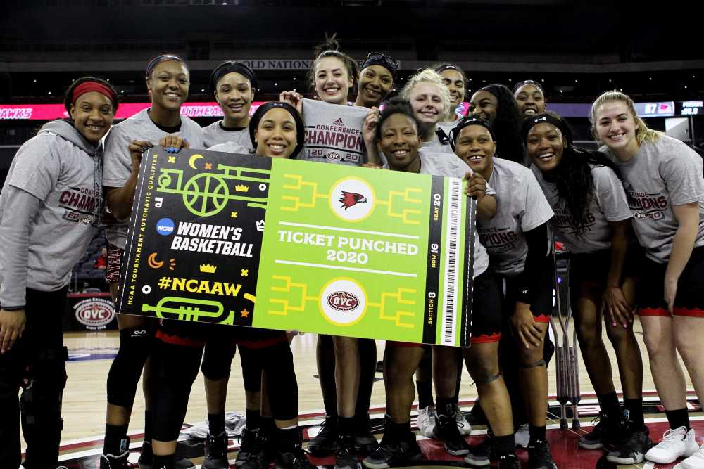Breaking: There'll be no March Madness for SEMO women