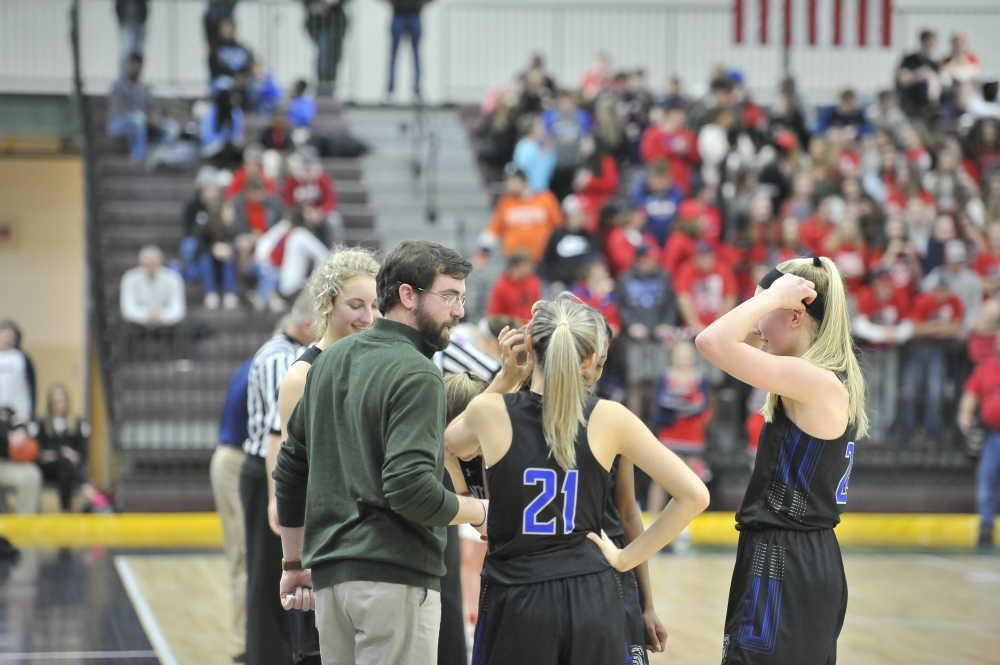 Notre Dame girls back in the Class 4 quarterfinals
