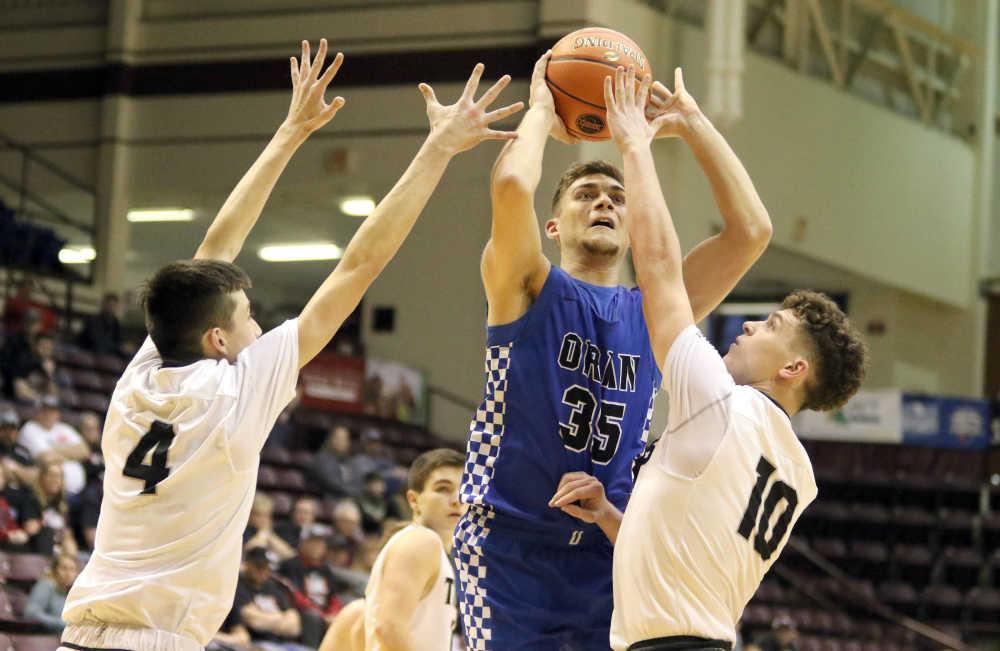 Oran Boy's Basketball Notes: Return of senior boosts Eagle run