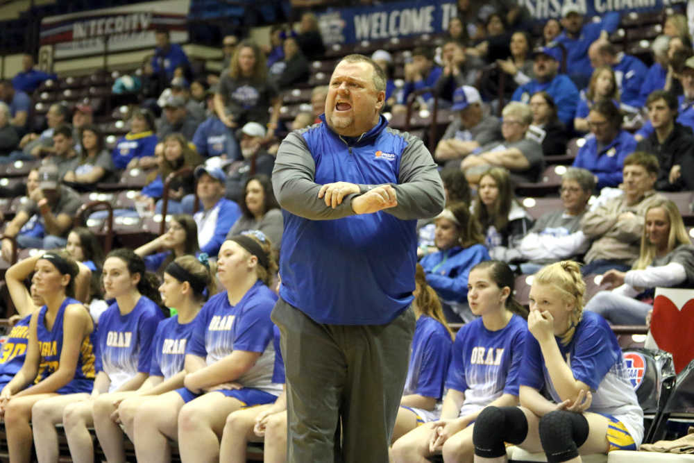 Oran Girl's Basketball Notes: Eagle coach enjoys season, increased role