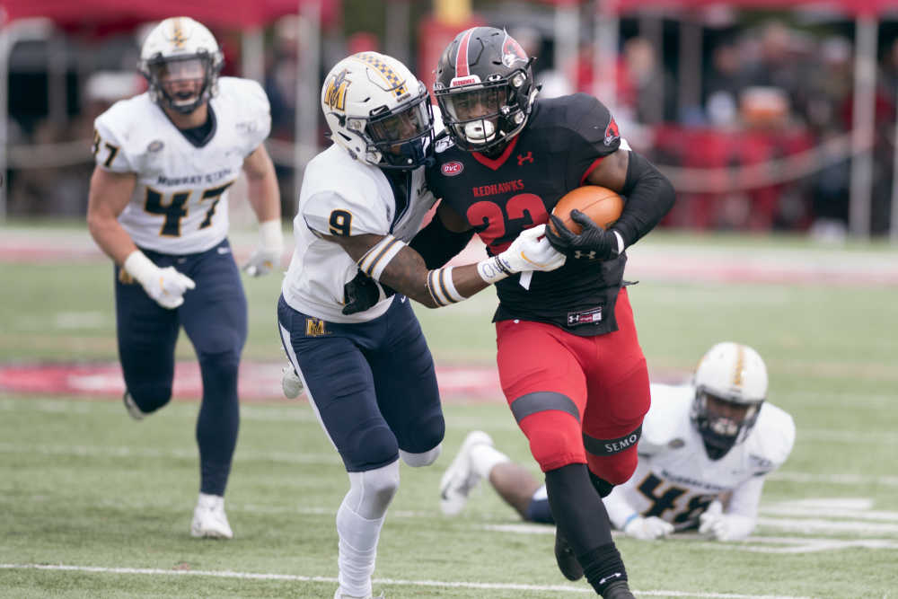 New SEMO RB coach has walked into a 'talented room'