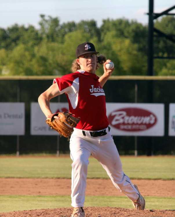 Young Jackson thrower is eerily reminiscent of 'Wild Thing'