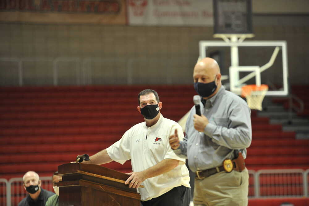 SEMO football to team up with Cape Police for benefit