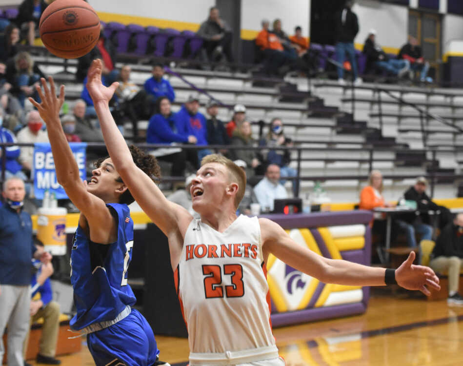 Soaring Hornets peaking with C2D3 basketball tournament on horizon