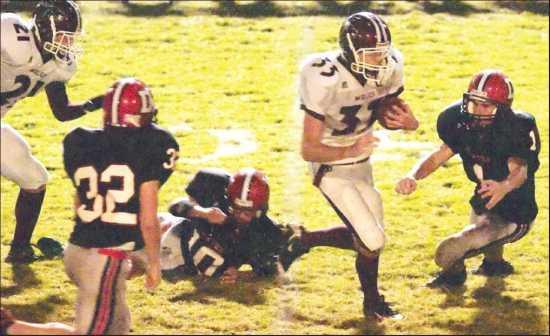 High School Sports: Mules get muddy, get moving (9/21/08) | Semoball