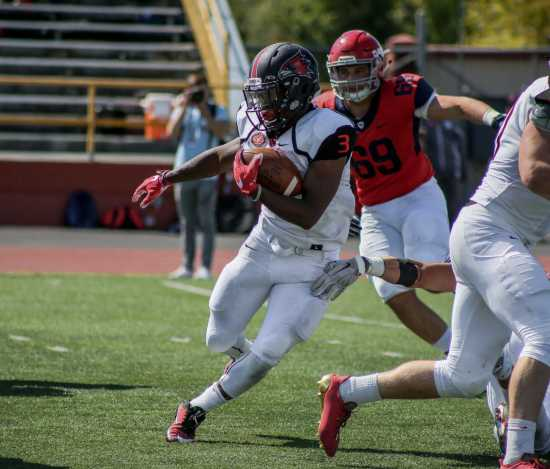 College Sports: Southeast Missouri State football team