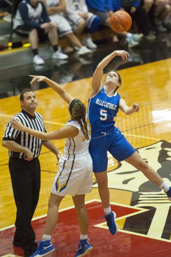 High School Sports: Oran girls basketball storm Valle