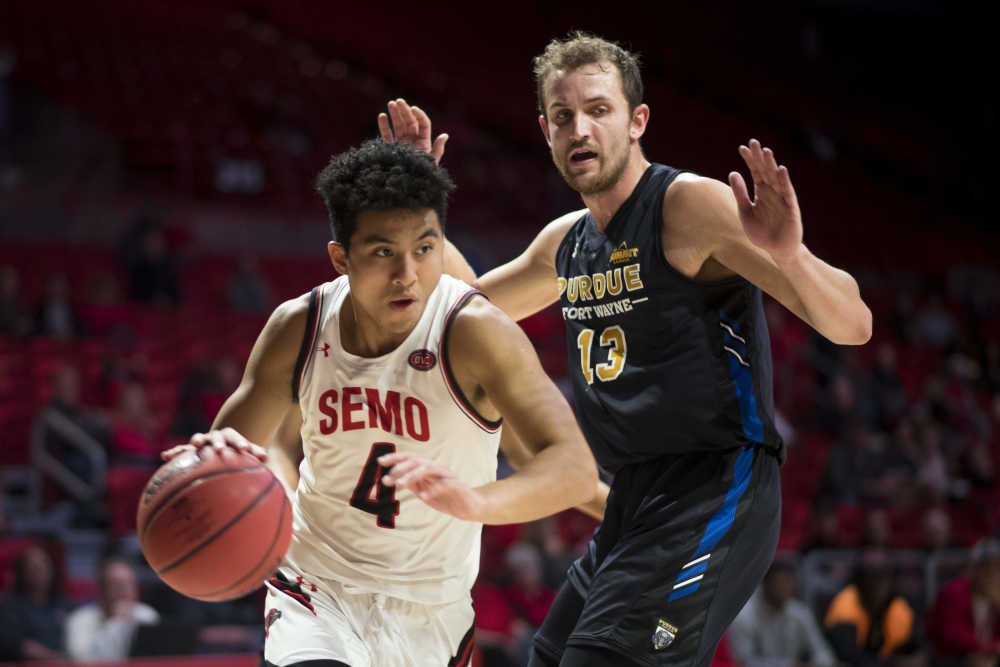 SEMO basketball plan is to 'keep it simple' with its play