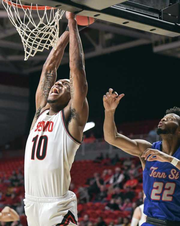 SEMO hoops digging itself an OVC hole that will be hard to escape