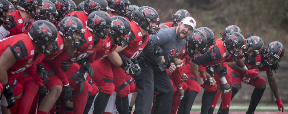 Redhawk football has a 'dominant performance' in rout of Eastern Illinois